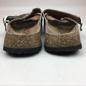 87103251d1dacb Betula Shoes - Betula Patent Jeweled Rhinestone Sandals Size 40